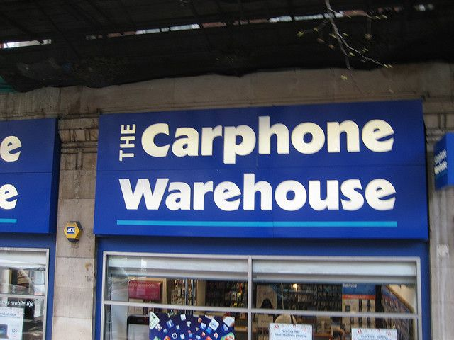Don't expect to see the Apple Watch at the Carphone Warehouse. Photo: Flickr/Jose and Roxanne CC