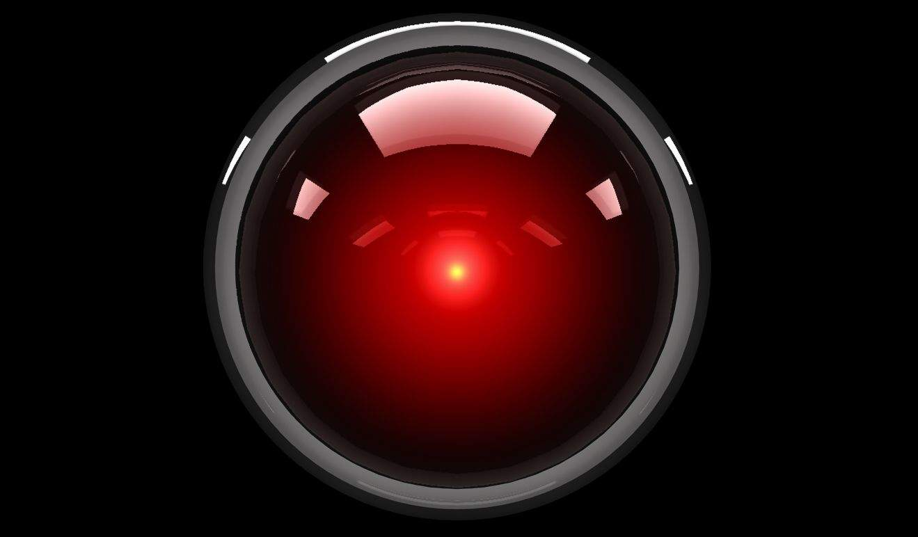 HAL 9000 is the spiritual antecedent of CARROT. Photo: