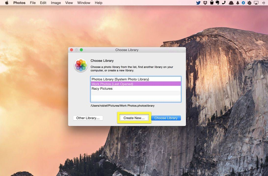 how to save your photos library to your hard drive