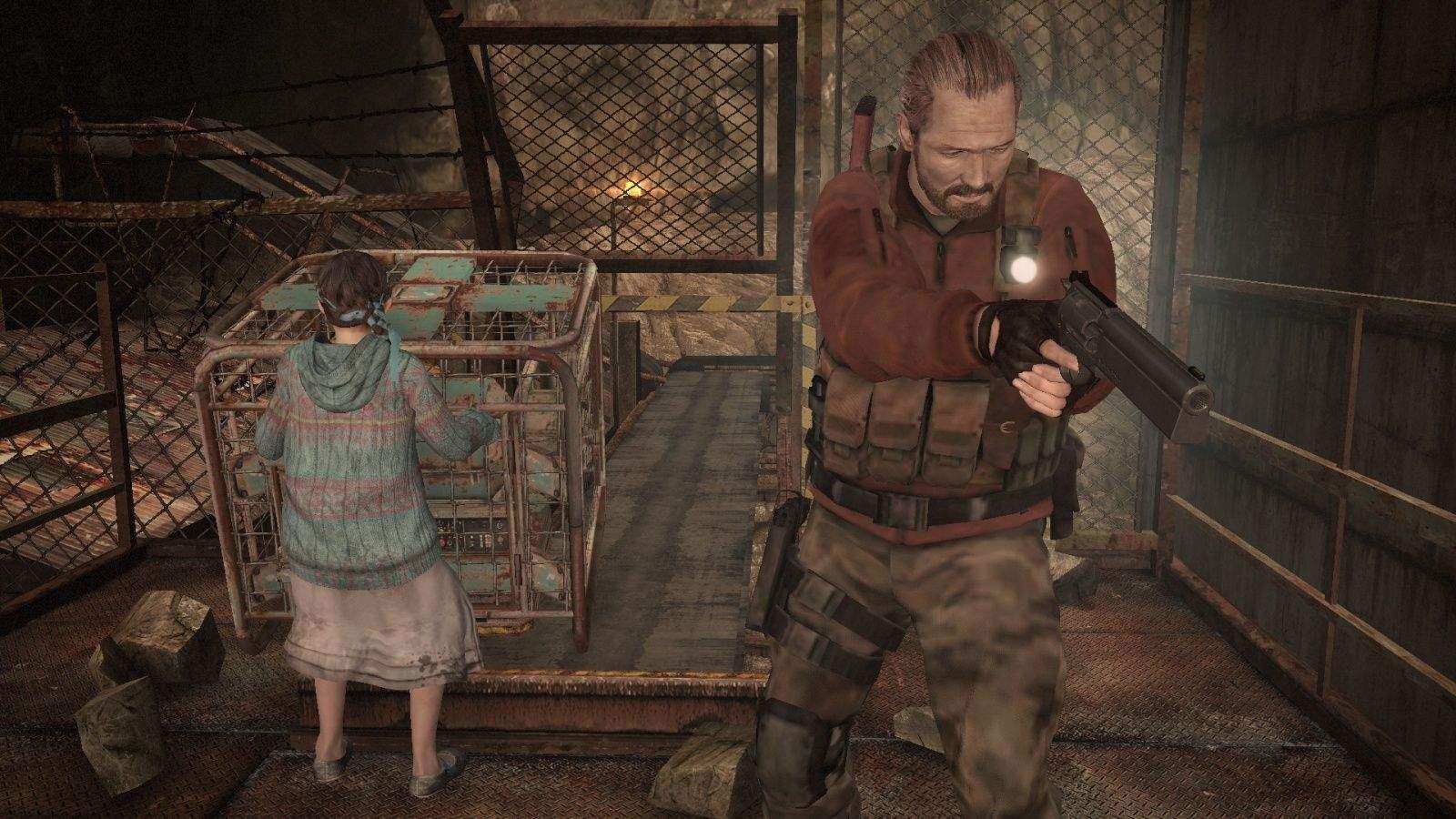 Resident Evil: Revelations 2 squishes action, horror together