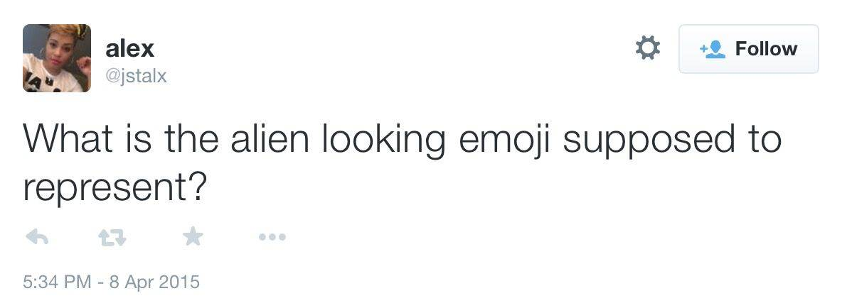 Why Youre Seeing All Those Alien Emojis