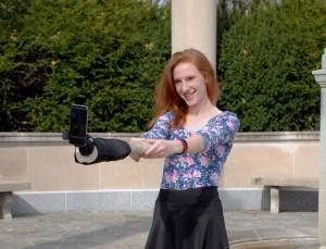 Selfie arm3