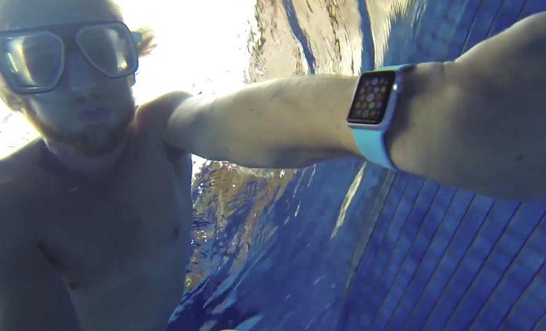 Кстати этим летом мои apple watch прошли текст драйв и ливнем и душем и бассейном;) 5: заряд.
