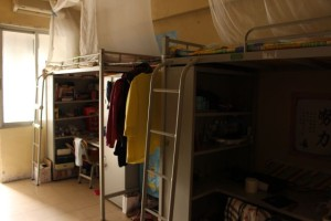 A dorm on the Foxconn campus. Photo: Re/code