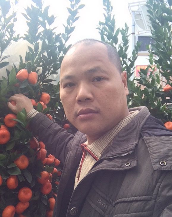 Brother Orange is huge in China. Photo: Matt Stopera/Buzzfeed