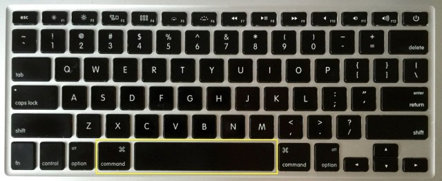 Launch Spotlight with Command-Spacebar. Photo: Rob LeFebvre/Cult of Mac