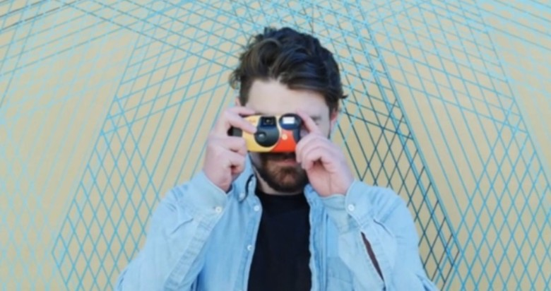 Photojojo has a new app that brings some of the fun of a disposable camera to your iPhone. Photo: Photojojo