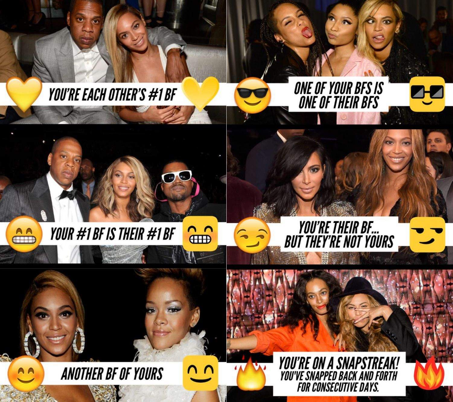 A guide to understanding the new snapchat emojis heres what they mean buycottarizona Image collections