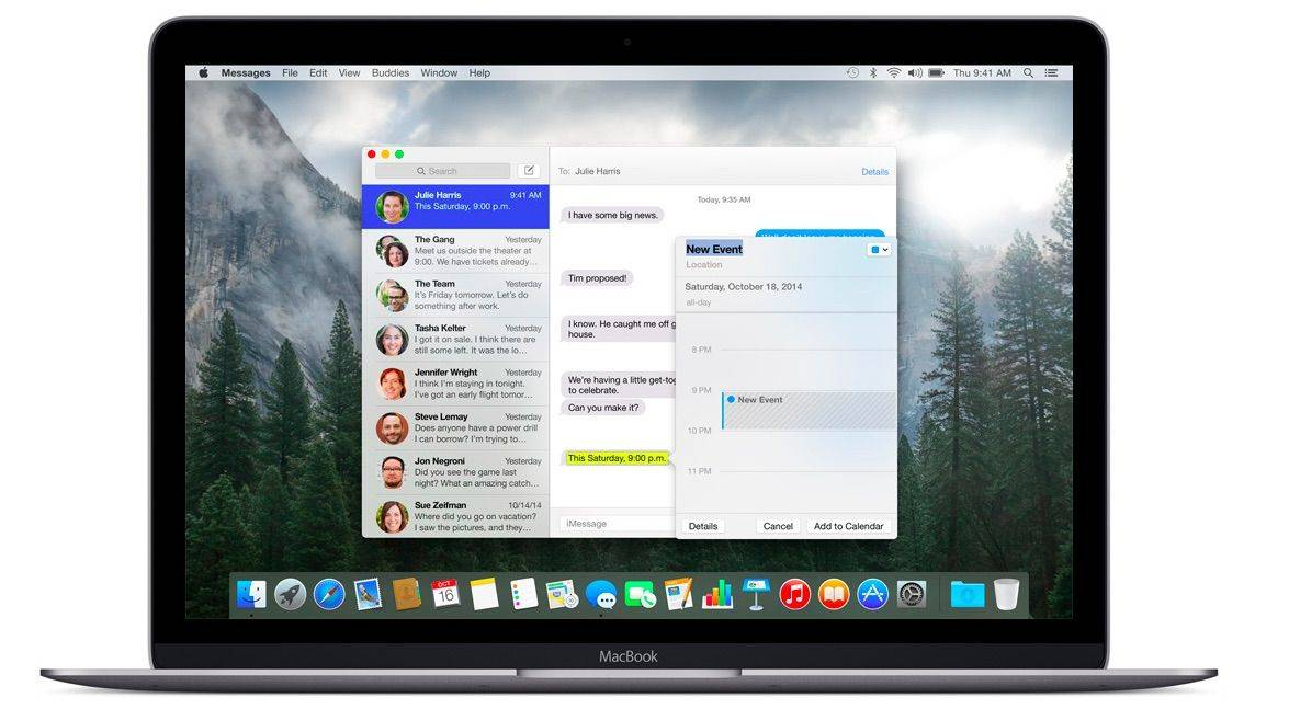 Apple just released a new OS X beta. Photo: Apple