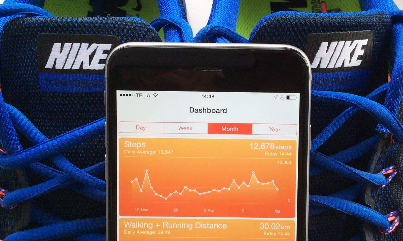 Where to next for Nike+ runners? Photo: Graham Bower/Cult of Mac