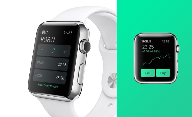 robinhood watch