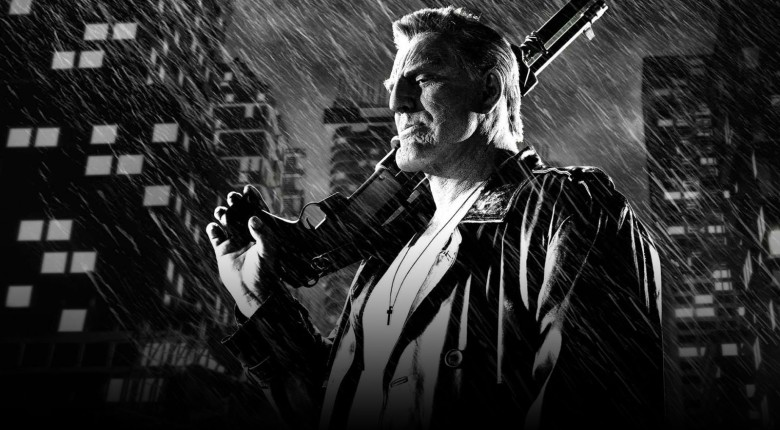 Is there anyone who doesn't like Sin City's Marv? Photo: Dimension Films