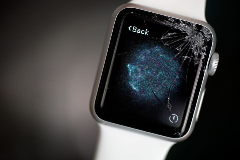 Good luck trying to get a broken Apple Watch repaired. Replacements are as scarce as brand new ones.