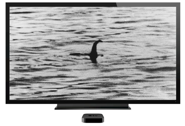 The Loch Ness monster of Apple rumors isn't completely dead yet.
