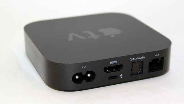 We were really looking forward to hearing about Apple TV before Apple pulled it from the program last week.