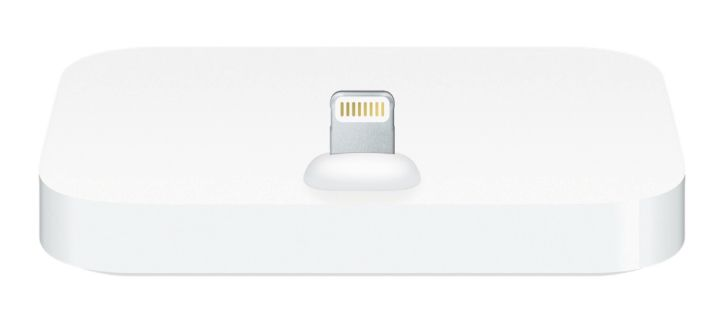 Apple's Lightning dock as released earlier this year.
