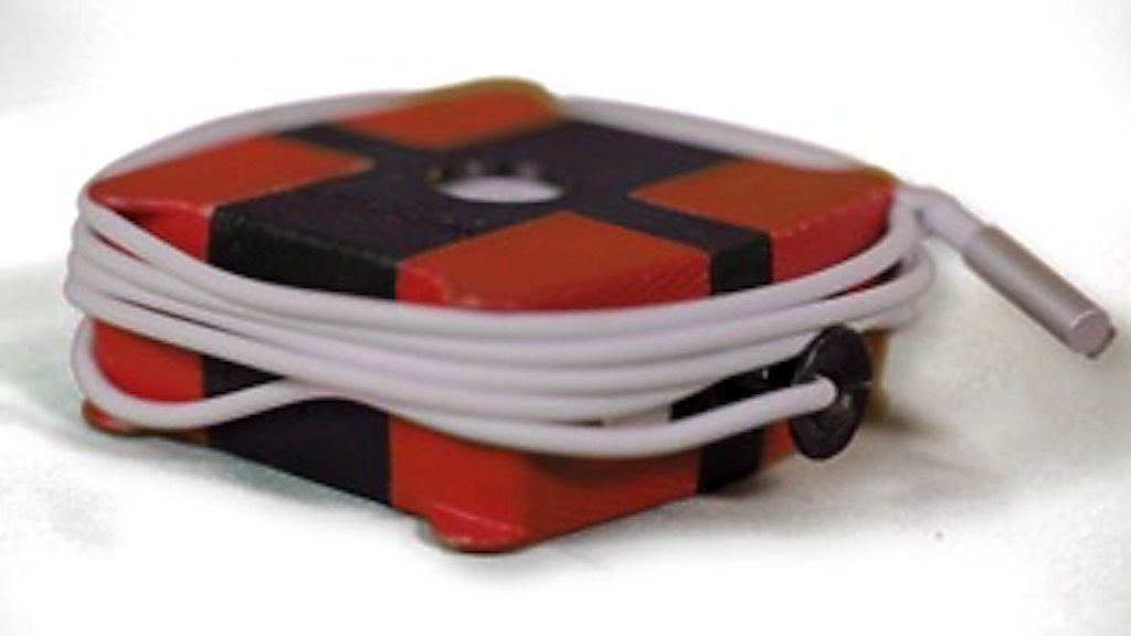 MeezyCube will protect your MacBook's power supply.