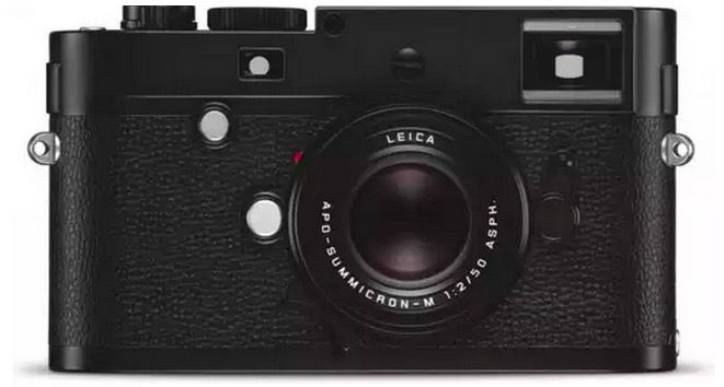 If you have this camera, don't use Apple Photos. Photo: Leica