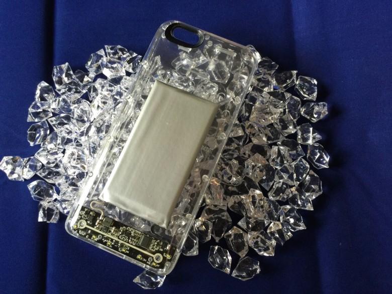 Boostcase battery case