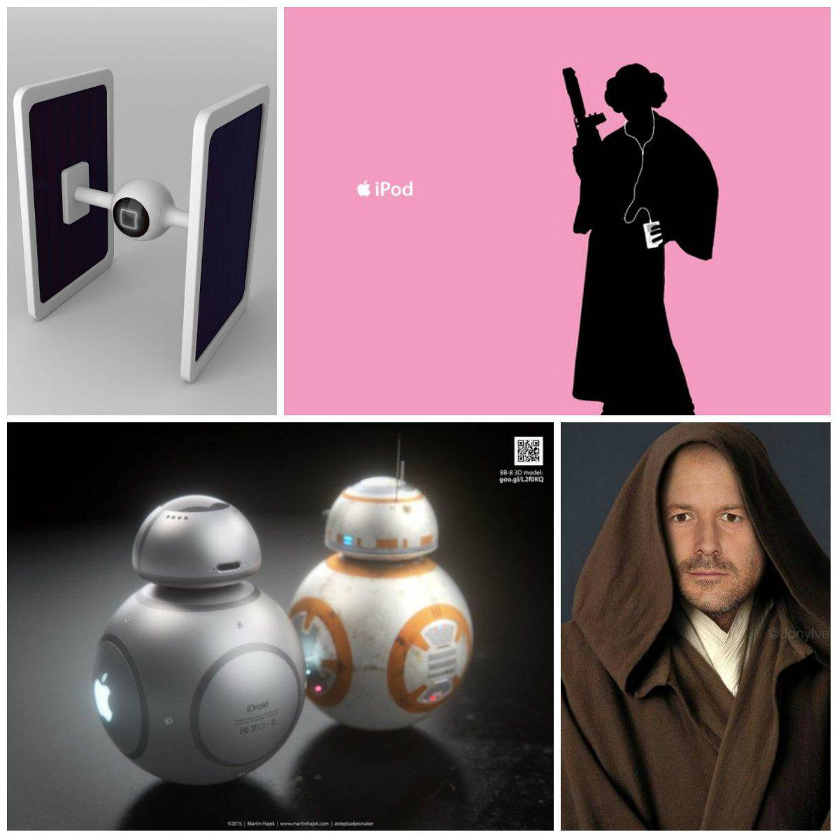 Apple and Star Wars: A match made in a galaxy far, far away?
