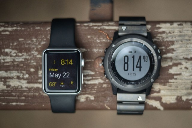 In some ways, Apple Watch is clearly inferior to the Garmin Fenix 3.