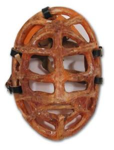The pretzal mask