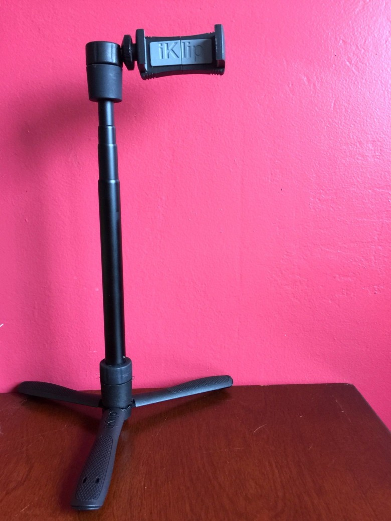 iKlip Grip selfie stick