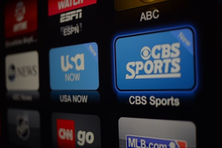 Add CBS to the list of broadcasters ready to sign a deal for Apple TV