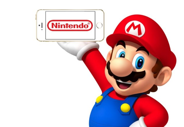 Nintendo iPhone