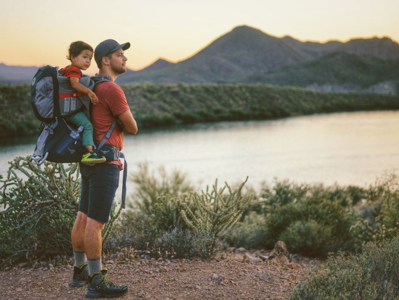 Poco Premium child carrier by Osprey Packs