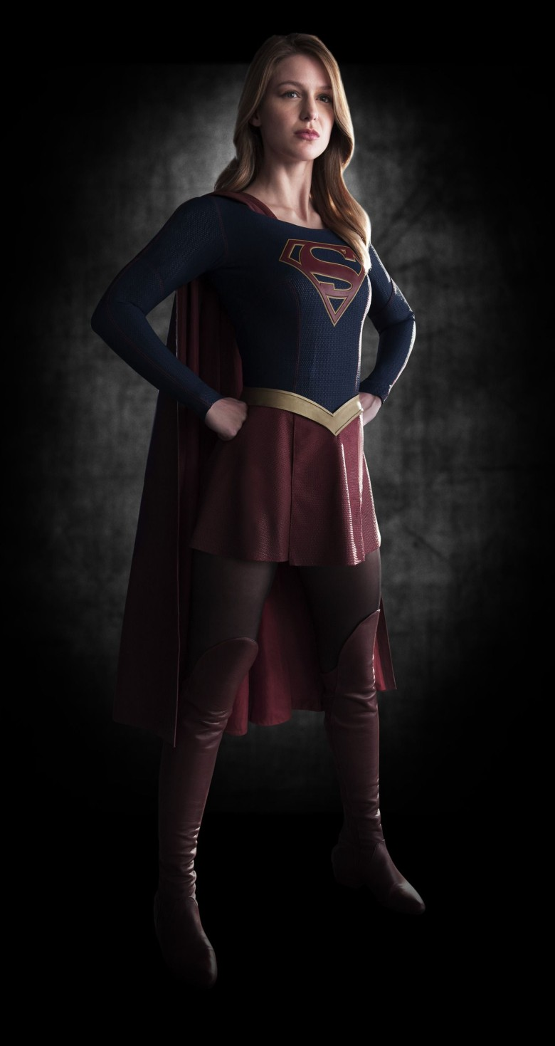 Melissa Benoist takes on the disttaff side of Superman. Photo: Variety