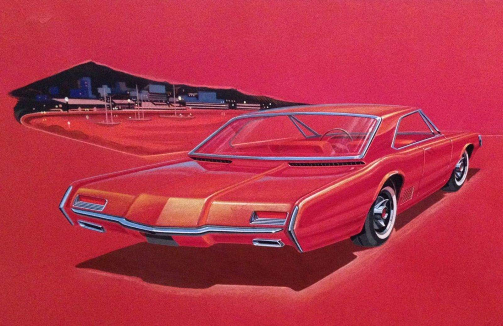 Edwards Auto Sales >> The 'Golden Age of Auto Design' we almost didn't get to see