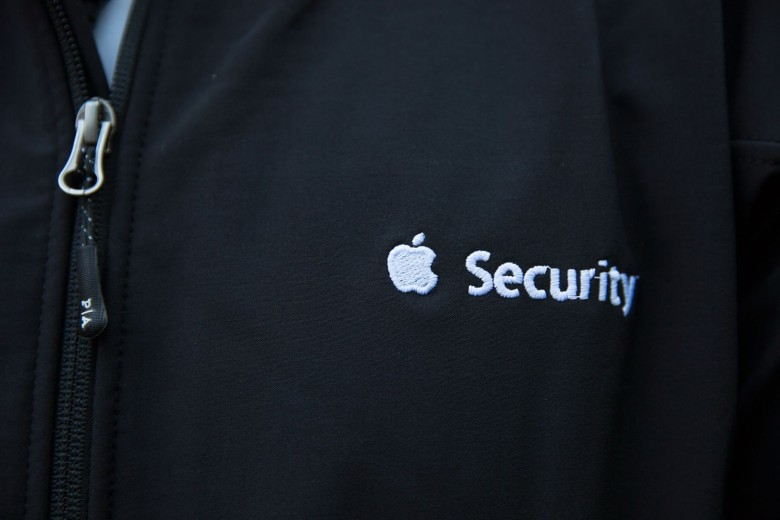 Apple Security Jacket