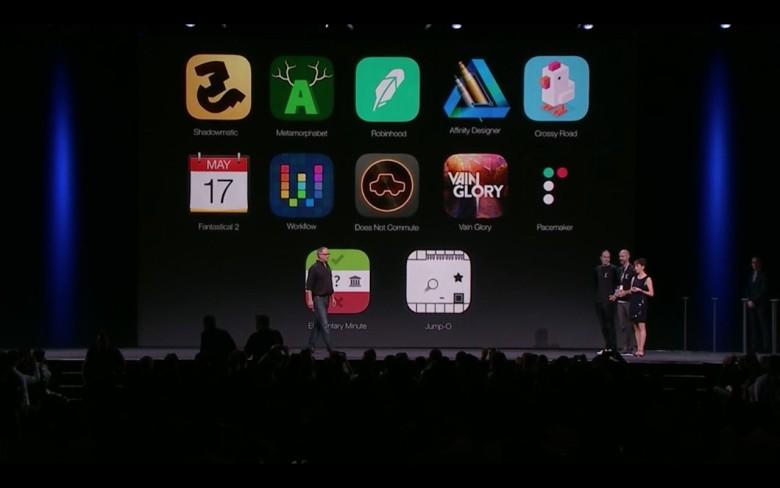 Apple Design Award winners WWDC 2015