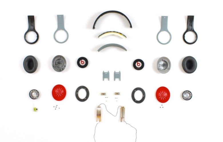 Beats by Dre teardown