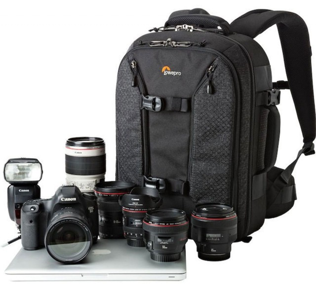 Lowepro's updated Pro Runner series is smartly organized and great for travel.