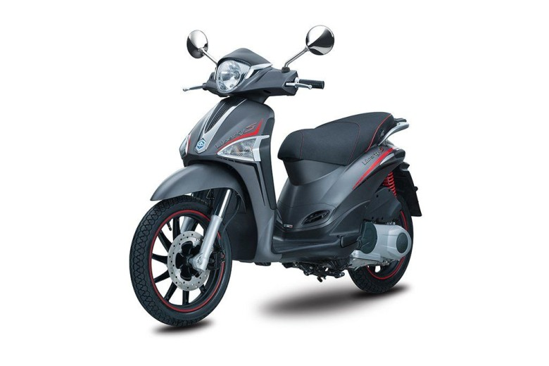 Piaggio Liberty for Apple Watch