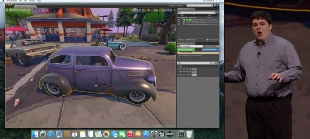Epic Games shows off Metal running in OS X El Capitan.