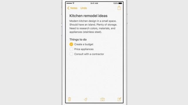 WWDC 2015 - Notes iOS 9