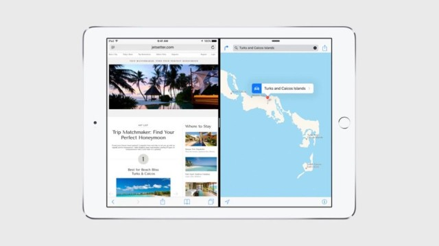 Split View multitasking finally comes to iPad with iOS 9.