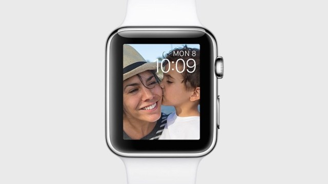 Photo faces are coming to Apple Watch.