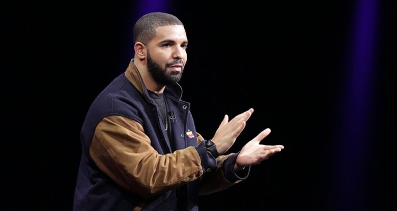 Drake talks Apple Music at WWDC.