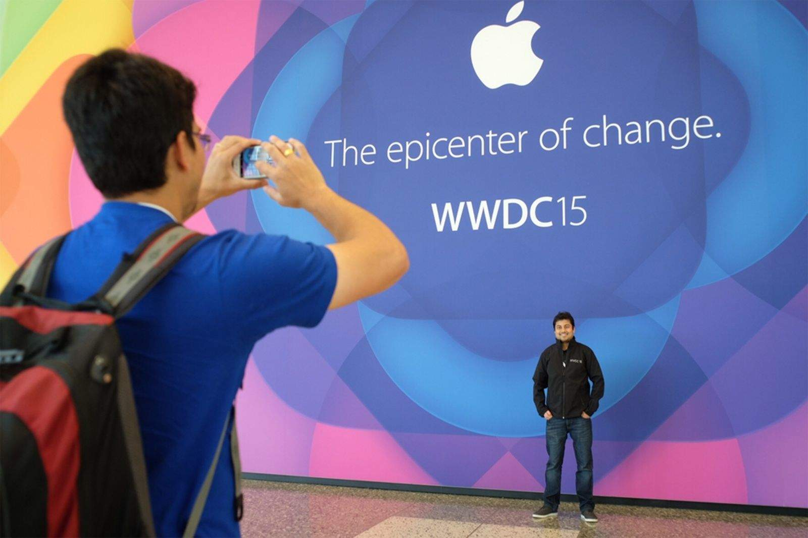 Apple's WWDC 2015 is revving up in San Francisco.