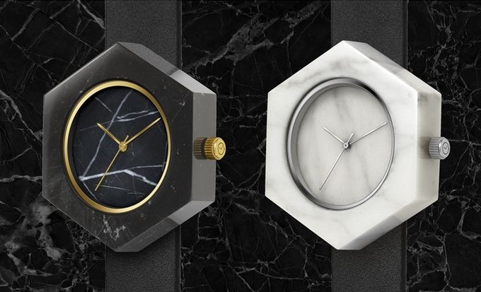 The Mason Watch already blew past its Kickstarter goal.