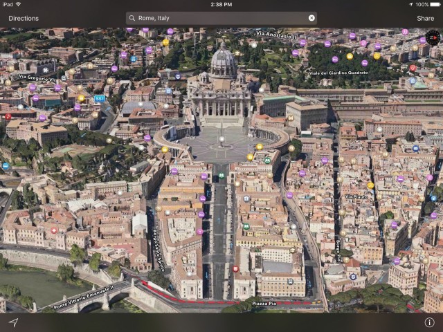 apple-maps-flyover-rome-vegas-yosemite-venice-sydney-paris-london-new-york - 2