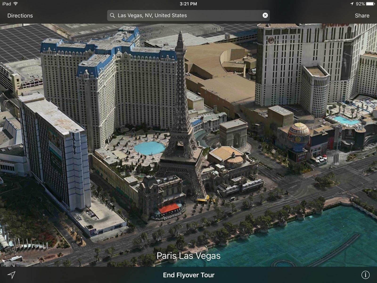Apple Maps Flyover Rome Vegas Yosemite Venice Sydney