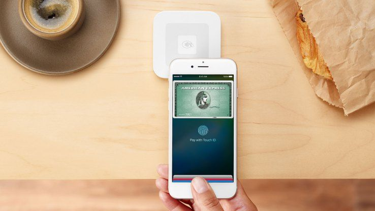Square is getting Apple Pay support