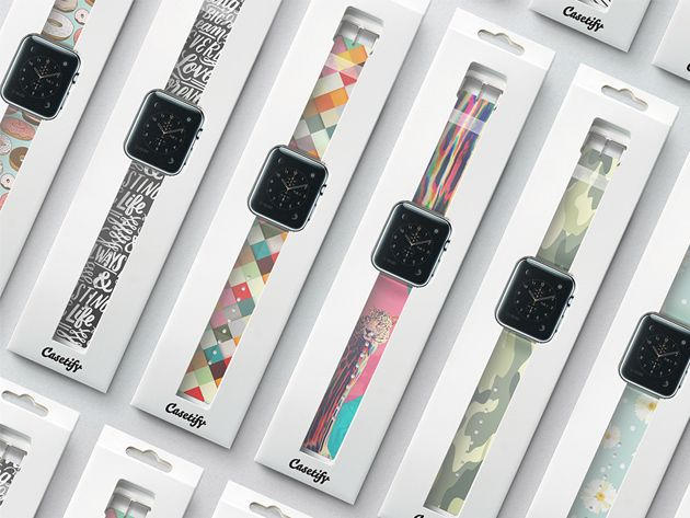 Last day to save 20% on any two Casetify Apple Watch bands a0f593f72