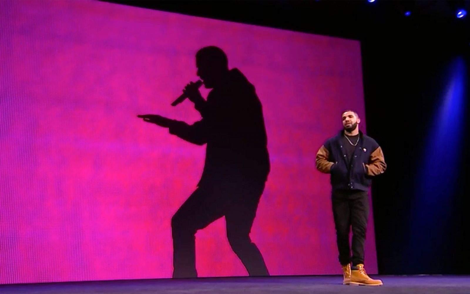 Apple Music and Drake