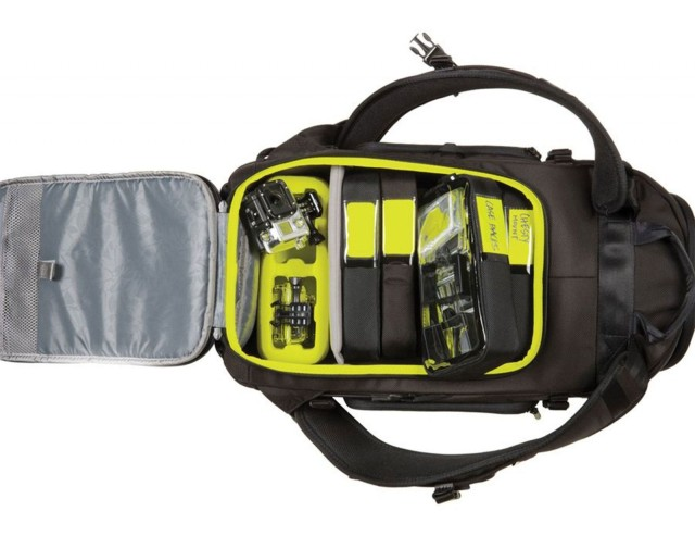 The Action Camera Pro Pack by InCase lets you carry GoPro cameras and all needed accessories.
